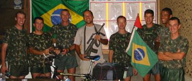 Força de Paz do Exército Brasileiro no Timor Leste