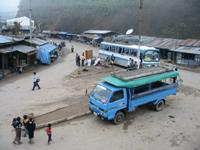 Pho Khoun - vila nas montanhas