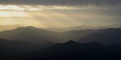 Montanhas em Nagarkot