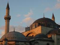 Mesquita em Konya