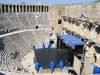 Teatro de Aspendos - Séc. II d.C.