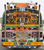 Ônibus enfeitado