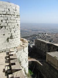 'Qala'at al-Hosn' ou Crac des Chevaliers