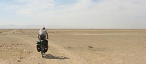 No deserto da Síria
