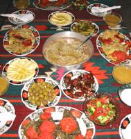 Comida síria