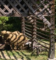 Construções típicas para apoio na agricultura