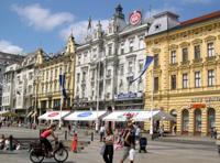 Foto: Centro de Zagreb