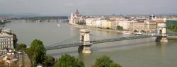 Foto: Terma do Gellért Hotel em Budapeste