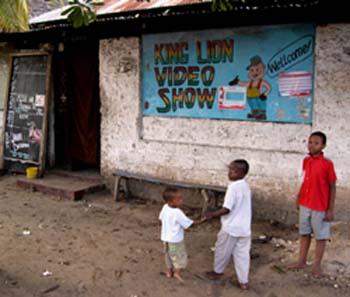 Cinema em Mombassa