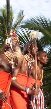 Danca Massai