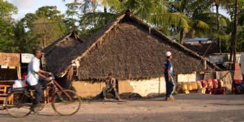Vila perto de Mombassa